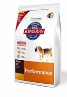 Корм SP Canine Performance для взрослых активных собак с курицей, Hill's  12 кг