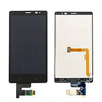 LCD +Touch Nokia X2 ( RM-1013) BLACK H/C