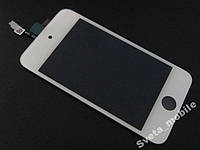 Дисплей + тачскрин iPod 4 white