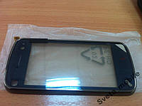 Touchscreen Nokia N97 Black с рамкой