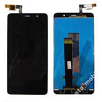 LCD + Touch Xiaomi Redmi Note 3 black