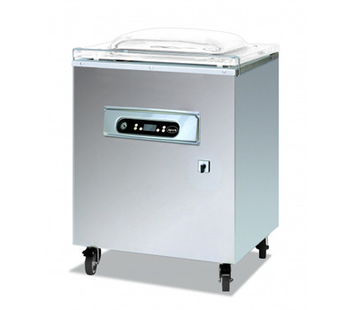 Напольный вакуумный упаковщик Apach AVM660F с производительностью 60 м3/час