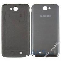 Задняя крышка Samsung N7100 (Galaxy Note2) BLACK