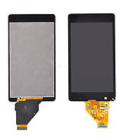 LCD +Touch Sony C5502/C5503/ (Xperia ZR)M36h BLACK