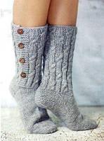 Выбираем теплые женские носки