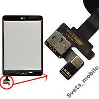 Touch iPad Mini / Mini 2 IC- Complete (под рвзъем) BLACK