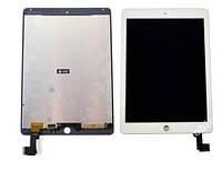 Lcd iPad 6 (Retina2) +touch White