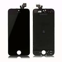 Дисплей +сенсор iPhone 5C black