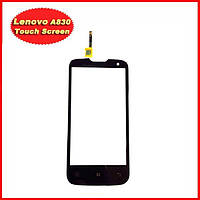Touch Lenovo A830 BLACK