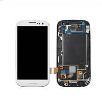 LCD +Touch Samsung i9300 (Galaxy S3) WHITE FRAME