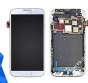 LCD +Touch Samsung i9500 (Galaxy S4) White FRAME