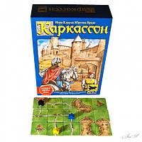 Настольная игра Каркассон Carcassonne original 8+ 2-5 человек