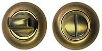 Фиксатор круглый Mongoose WC-0803 MAB (матовая бронза)
