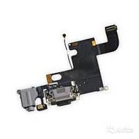 Шлейф разъема зарядки  iPhone 6 (4.7'') BLACK