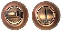 Фиксатор круглый Mongoose WC-0803 MAC (матовая медь)