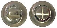Фиксатор круглый Mongoose WC-0803 SN/CR (хром/сатин)