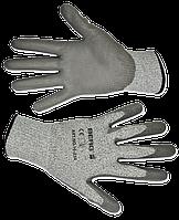 Перчатки с защитой от порезов, матовый полимер BERG