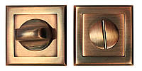 Фиксатор квадратный Mongoose WC-0803 MAC (матовая медь)