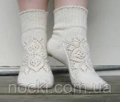 Теплые носки женские