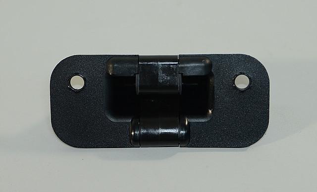 Пластиковый фиксатор раздвижной двери на Opel Vivaro 2001-> — Opel (Оригинал) - 4414472