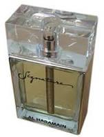 Мужская парфюмированная вода Al Haramain Signature For Men 100ml