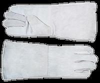 "Перчатки сварщика, ""Краги"" кожа TECHNICS"