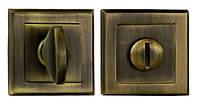 Фиксатор квадратный Mongoose WC-0803 МAB (матовая бронза)