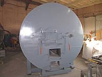 Комплексы по производству  древесного угля