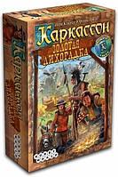 Настольная игра Каркассон. Золотая Лихорадка 7+ 2-5 человек