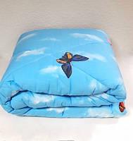 Одеяло  стёганое двуспальное трёхслойное