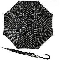 Зонт женский трость полуавтомат Doppler 714765C02 Чёрный