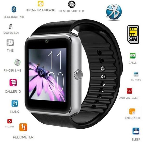 Розумний годинник GT08 Smart watch sim SD карта  продажа ad40b8c6c1a57