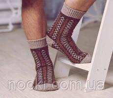 Мужские теплые  носки оптом