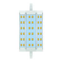 Светодиодная лампа линейная ELECTRUM 10Вт R7S LL-36 Нейтральный белый 4000К