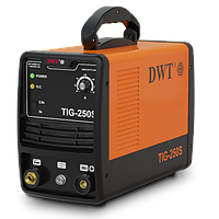 Сварочный инвертор DWT TIG-250 S (250 А)