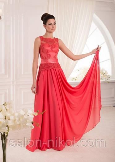 Вечернее, выпускное платье V-031