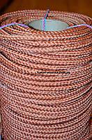 Шнур 12 мм - 50 м. веревка плетеная кордовая