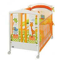 Детская кроватка Pali Gigi E Lele white mandarin