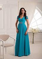 Вечернее, выпускное платье V-053