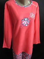 Теплые пижамы для женщин от производителя., фото 1
