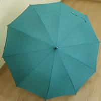 Волшебный зонт трость 10 пластиковых спиц, фото 1