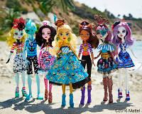 Куклы Монстер Хай Кораблекрушение (Monster High Shriek Wrecked)