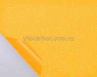 Пленка Алмазная крошка Arsana желтая