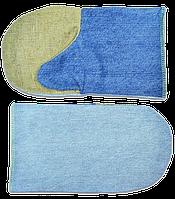 Рукавицы брезент /ткань (Украина)