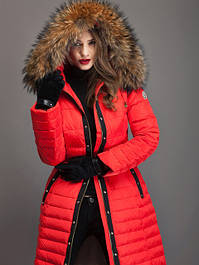 Женские пуховики и куртки
