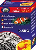 Угольный наполнитель NAC-0.5 для фильтров, 0,5 кг