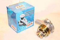 Насос водяной (помпа) Газель,Волга двигатель 405 с электромагнитной муфтой (производство LSA)
