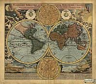 Фреска Picto-Flex. Карта