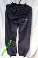 Спортивные мужские брюки Reebok утеплённые на манжете
