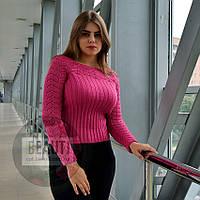 Женский свитер маст хэв, 42-46, клевер